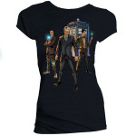 FOUR DOCTORS EVENT LADIES T-SHIRT