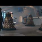 So many different Daleks